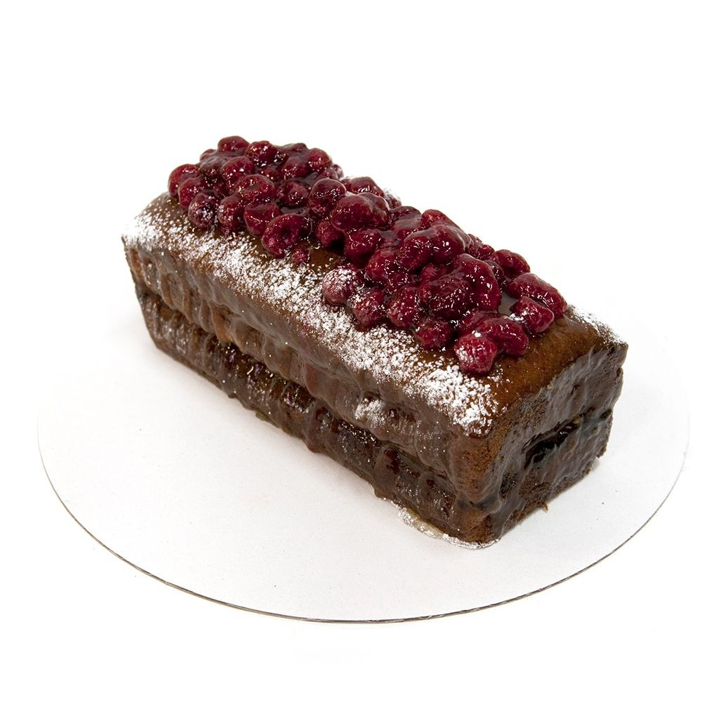 Raspberry Yoghurt Log Cake Gold Coast Bakery Patisserie