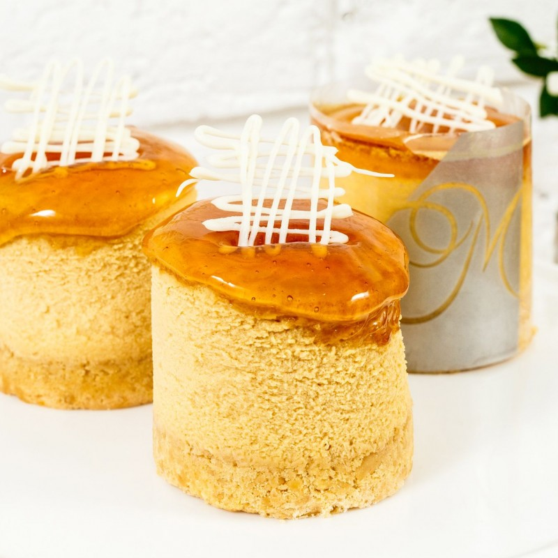 .SP Caramel Cheesecake [GF]