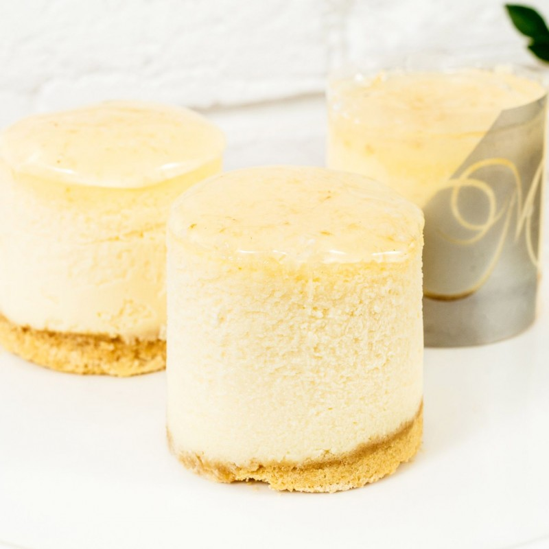 .SP Plain Baked Cheesecake [GF]