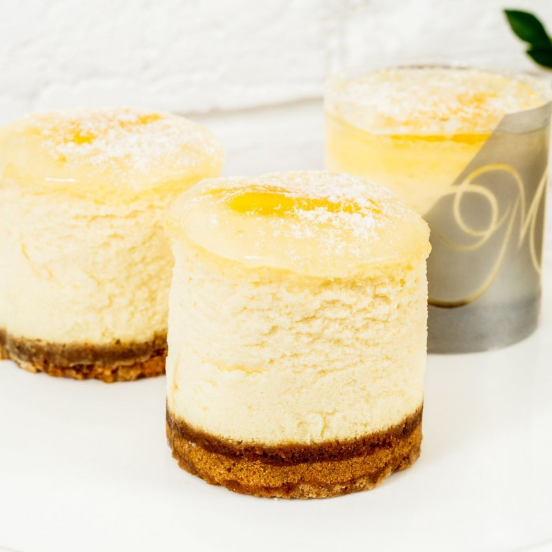 .SP Mango Gingernut Cheesecake [GF]